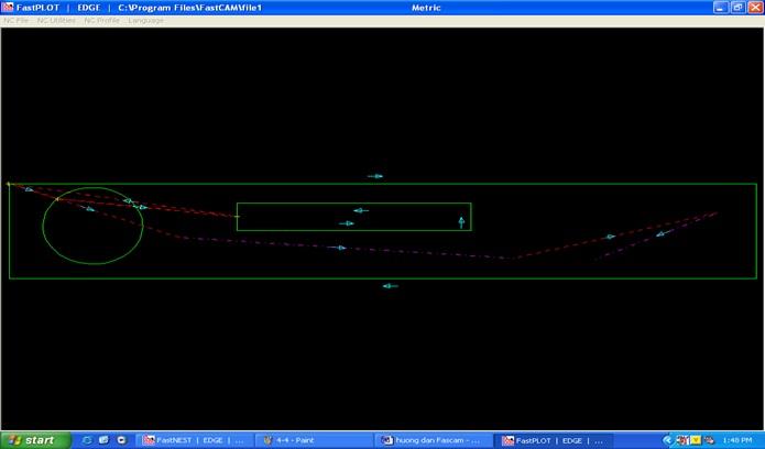 Phần mềm cắt CNC