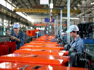 Phát triển công nghiệp