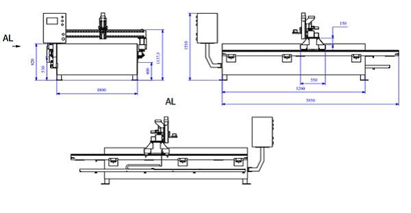 Máy cắt CNC Plasma Procut 15