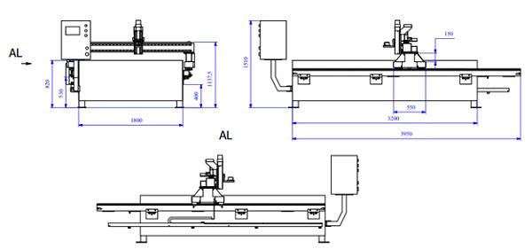 Bảng thông số kỹ thuật máy cắt plasma procut 12 -02
