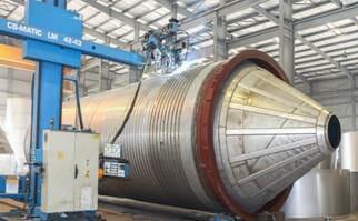 Máy CNC trong sản xuất thực phẩm