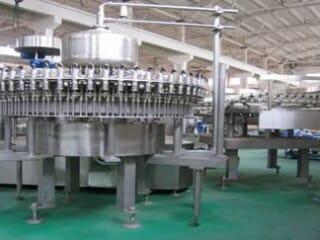 Sản xuất đồ ăn nhanh