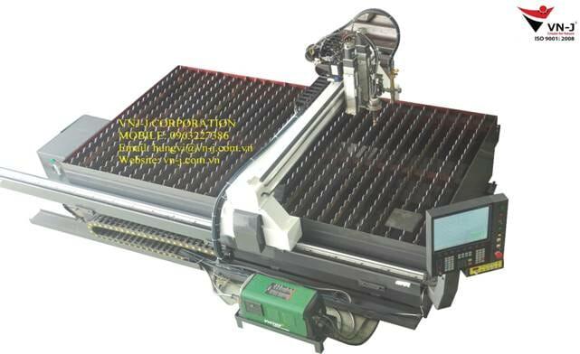 Máy cắt plasma CNC dùng trong thực phẩm