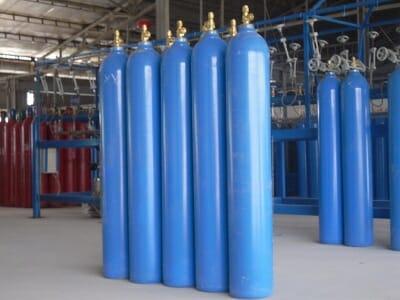 Bình chứa hỗn hợp khí argon-hydro