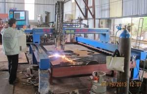 Dùng trong sản xuất cơ khí, chế tạo máy